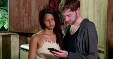 90 Day Fiance: Paul Staehle - Karine Martins - Before the 90 Days - Social Media