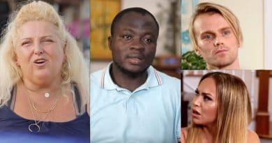 90 Day Fiance Spoilers: Angela Deem - Michael Ilesanmi - Jesse Meester - Darcey Silva - Before the 90 Days