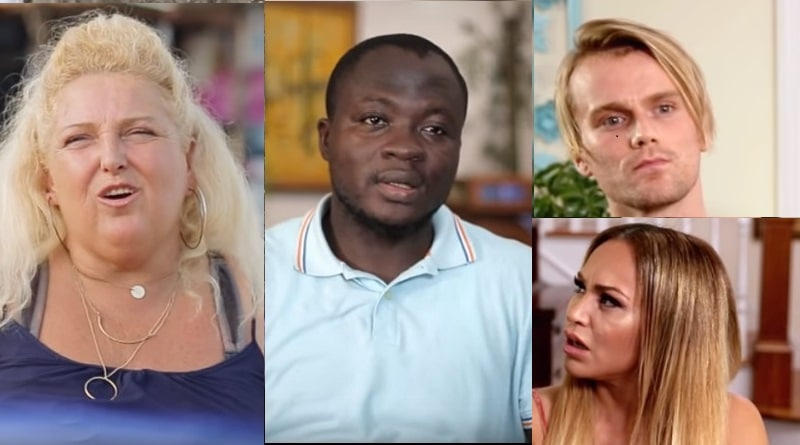 90 Day Fiance Spoilers: Angela Deem - Michael Ilesanmi - Jesse Meester - Darcey Silva - Before the 90 Days