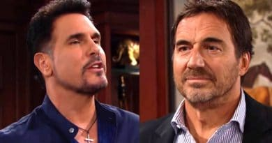 Bold and the Beautiful: Bill Spencer (Don Diamont) - Ridge Forrester (Thorsten Kaye)