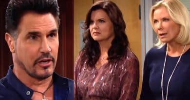 Bold and the Beautiful Spoilers: Bill Spencer (Don Diamont) - Brooke Logan (Katherine Kelly Lang) - Katie Logan (Heather Tom)