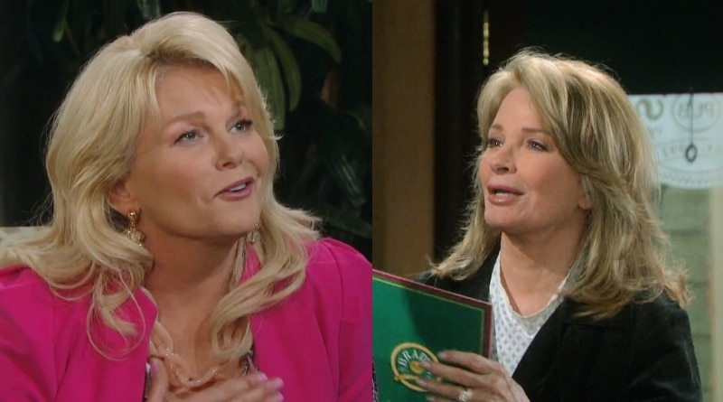 Days of Our Lives Spoilers: Bonnie Lockhart (Judi Evans) - Hattie Adams (Deidre Hall)