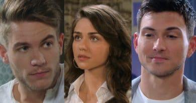 Days of Our Lives Spoilers: Tripp Dalton (Lucas Adams) - Ciara Brady (Victoria Konefal) - Ben Weston (Robert Scott Wilson)