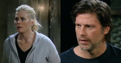 Days of Our Lives Spoilers: Sami Brady (Alison Sweeney) Eric Brady (Greg Vaughan)
