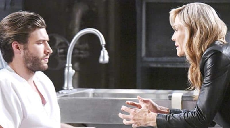 Days of Our Lives Spoilers: EJ DiMera (Trey Baxter) - Kristen DiMera (Stacy Haiduk)