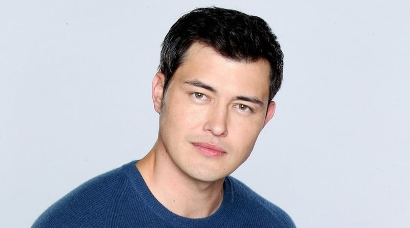 Days of Our Lives: Christopher Sean (Paul Norita)