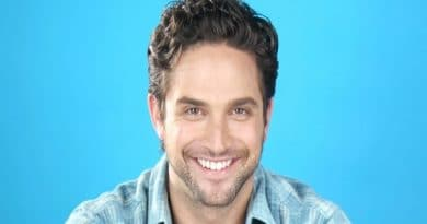 Days of Our Lives: Brandon Barash (Stefan DiMera)