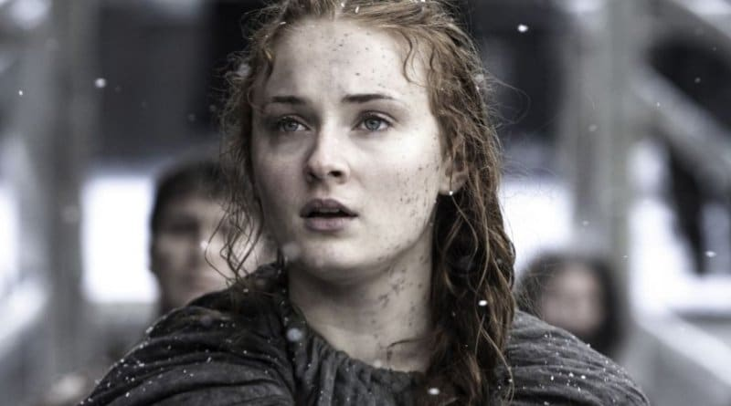 Game of Throne - Sansa Stark (Sophie Turner)
