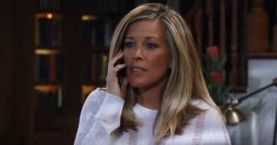 General Hospital: Laura Wright (Carly Corinthos)