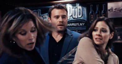 General Hospital Spoilers: Alexis Davis (Nancy Lee Grahn) - Drew Cain (Billy Miller) - Kim Nero (Tamara Braun)