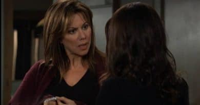 General Hospital Spoilers: Alexis Davis (Nancy Lee Grahn) - Sam McCall (Kelly Monaco)