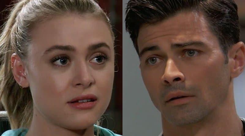General Hospital Spoilers: Kiki Jerome (Hayley Erin) Griffin Munro (Matt Cohen)