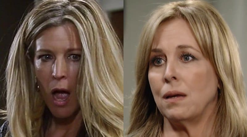 General Hospital Spoilers: Laura Spencer (Genie Francis) - Carly Corintho (Laura Wright)