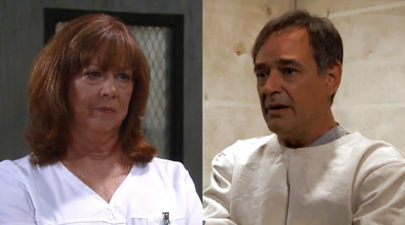 General Hospital Spoilers: Mary Pat (Patricia Bethune), - Kevin Collins (Jon Lindstrom)