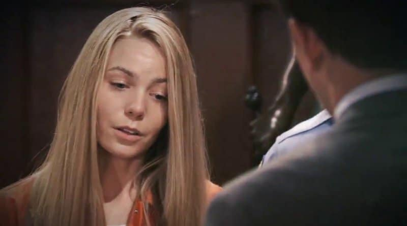 General Hospital Spoilers: Nelle Benson (Chloe Lanier)