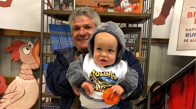 Little People, Big World: Matt Roloff - Baby Jackson Roloff