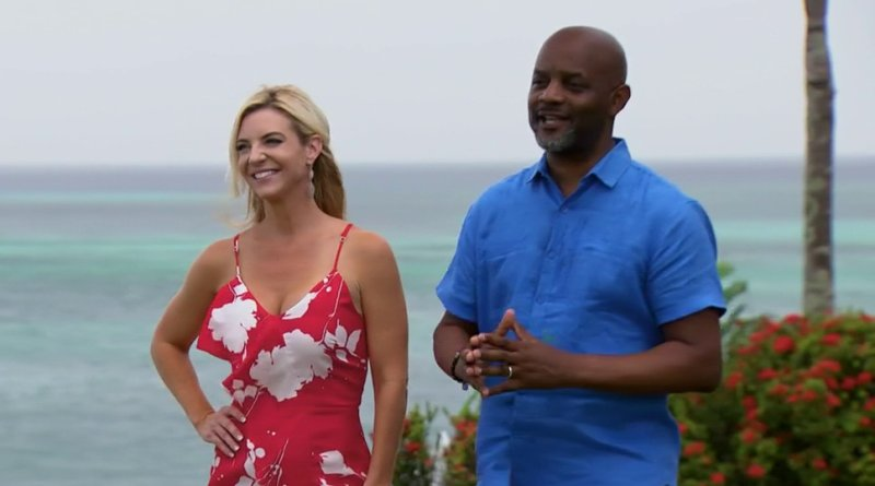 Married at First Sight: Honeymoon Island - Dr. Jessica Griffin - Pastor Calvin Roberson