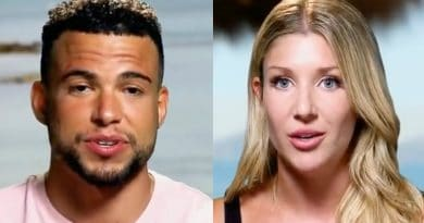 Married at First Sight Honeymoon Island - Jocelyn Thompson and Chris Perry
