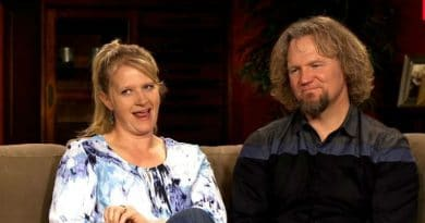 Sister Wives - Christine and Kody Brown