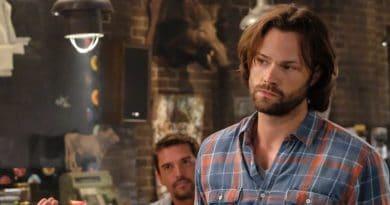 Supernatural: Sam Wincheser (Jared Padelecki)