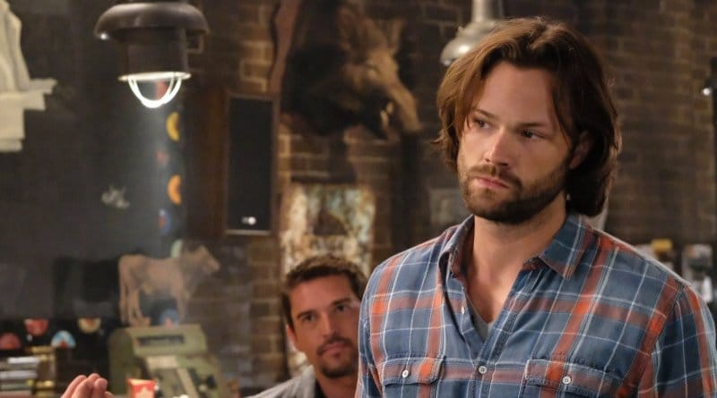 Supernatural: Sam Wincheser (Jared Padelecki)