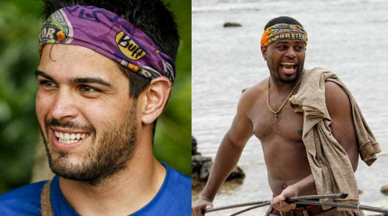 Survivor: Dan Rengering -Davie Rickenbacker