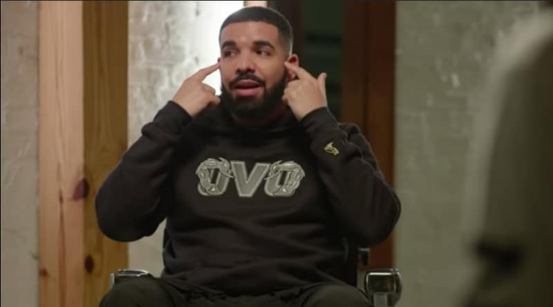 The Shop: Drake -HBO