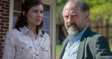 The Walking Dead Spoilers: Maggie Rhee (Lauren Cohan) - Gregory (Xander Berkeley)