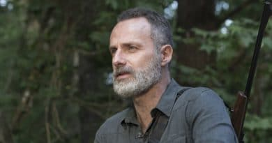The Walking Spoilers: Dead Rick Grimes (Andrew Lincoln)