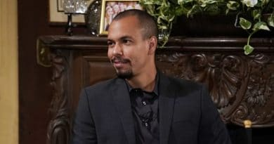 Young and the Restless: Devon Hamilton (Bryton James)