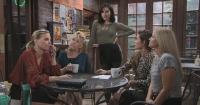 Young and the Restless Spoilers: Tessa Porter - (Cait Fairbanks) - Nikki Newman (Melody Thomas Scott) - Victoria Newman (Amelia Heinle)