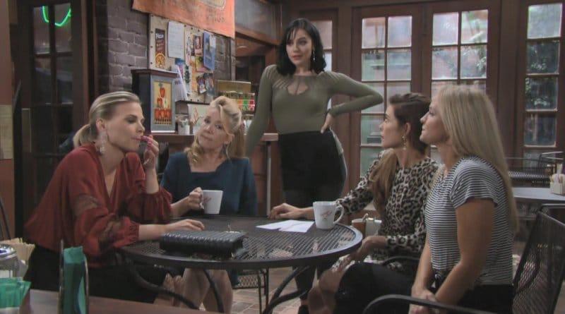 Young and the Restless Spoilers: Tessa Porter - (Cait Fairbanks) - Nikki Newman (Melody Thomas Scott) - Victoria Newman (Amelia Heinle)