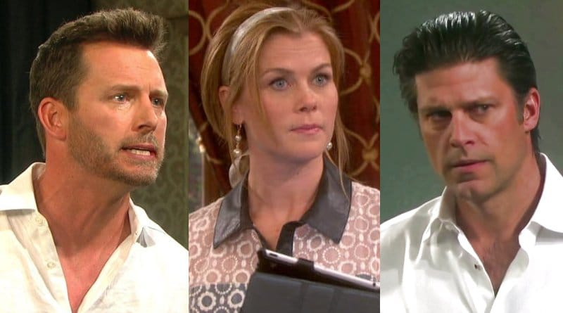 Days of Our Lives Spoilers: Eric Brady (Greg Vaughan) - Sami Brady (Alison Sweeney) - Brady Black (Eric Martsolf)