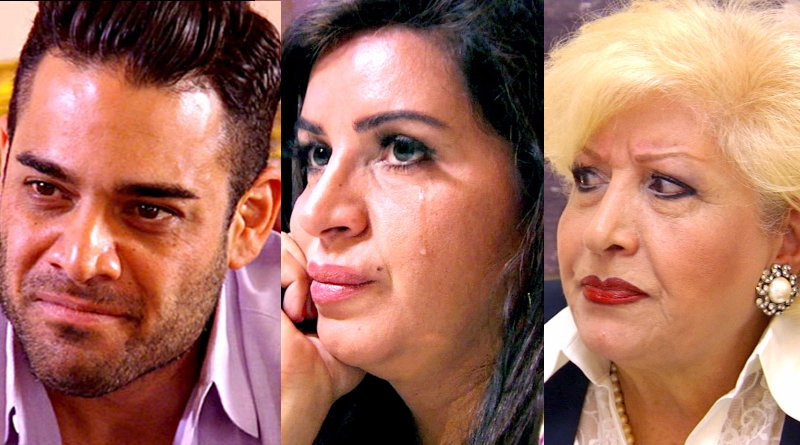 Shahs of Sunset Recap: Mercedes Javid - Vida Javid - Mike Shouheld