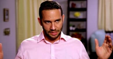 90 Day Fiance: Jonathan Rivera - Threatens