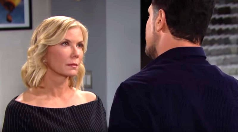 Bold and the Beautiful Spoilers: Brooke Logan (Katherine Kelly Lang)- Bill Spencer (Don Diamont)