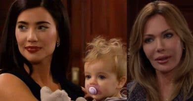 Bold and the Beautiful Spoilers - Steffy Forrester-Jacqueline MacInnes Wood-Kelly Spencer-Gabriel Sporman-Taylor Hayes-Hunter Tylo