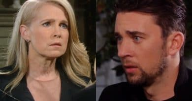 Days of Our Lives Spoilers: Jennifer Horton (Melissa Reeves) - Chad DiMera (Billy Flynn)