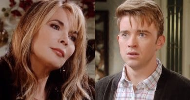 Days of Our Lives Spoilers: Kate Roberts (Lauren Koslow) - Will Horton (Chandler Massey)