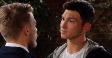 Days of Our Lives Spoilers: Tripp Dalton (Lucas Adams) - Ben Weston (Robert Scott Wilson)