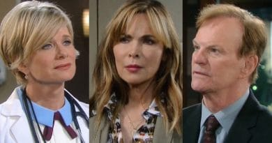 Days of Our Lives Spoilers: Kayla Brady (Mary Beth Evans) - Kate Roberts (Lauren Koslow) - Roman Brady (Josh Taylor)