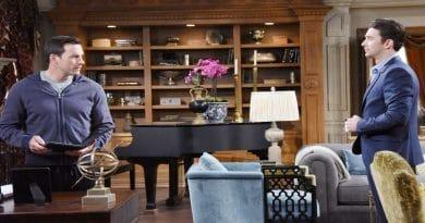 Days of Our Lives: Tyler Christopher (Stefan DiMera) - Billy Flynn (Chad DiMera)