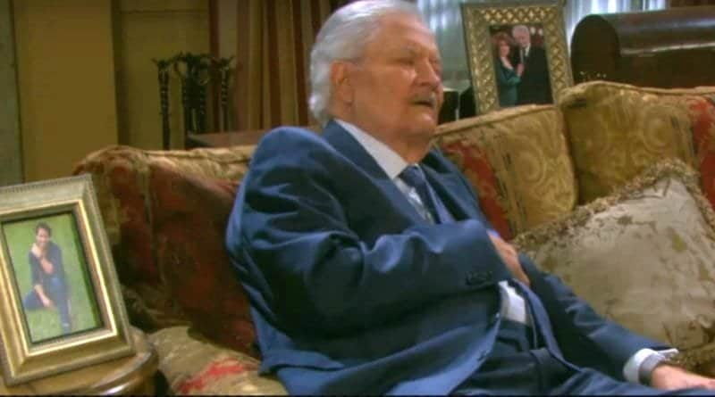 Days of Our Lives Spoilers: Victor Kiriakis (John Aniston)