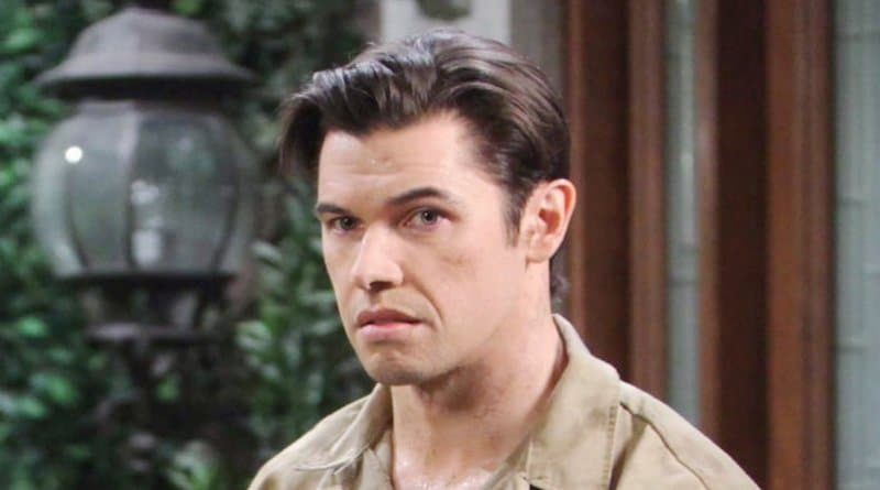 Days of Our Lives Spoilers - Xander Cook (Paul Telfer)