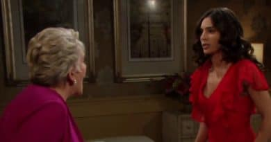 Days of Our Lives Spoilers: Julie Williams (Susan Seaforth Hayes) - Gabi Hernandez (Camila Banus)
