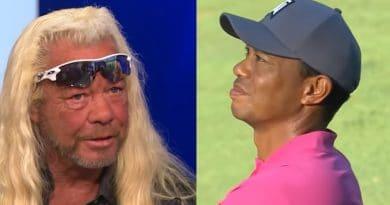 Dog the Bounty Hunter: Tiger Woods