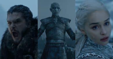 Game of Thrones Jon Snow Kit Harrington - Night King Richard Brake - Daenerys Targaryen Emilia Clarke