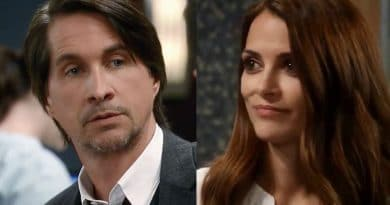 General Hospital Spoilers: Hamilton Finn (Michael Easton) - Hayden Barnes (Rebecca Budig)