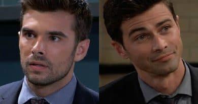 General-Hospital-Spoilers: Harrison Chase (Josh Swickard) - Griffin Munro (Matt Cohen)
