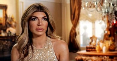 Teresa Giudice: The Real Housewives of New Jersey